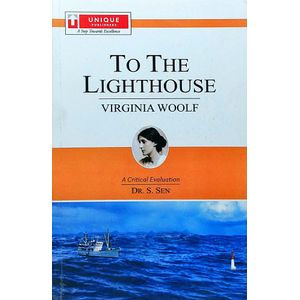 To The Lighthouse By Dr S Sen-(English)