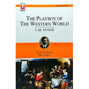 The Playboy Of The Western World By Dr S Sen-(English)