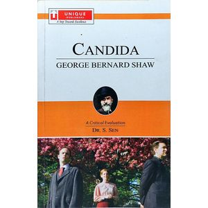 Candida George Bernard Shaw By Dr S Sen-(English)