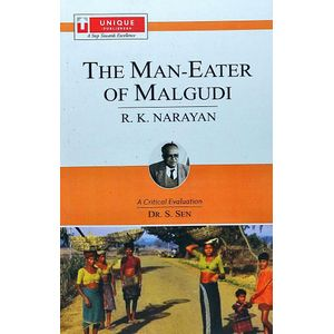 The Man-Eater Of Malgudi By Dr S Sen-(English)