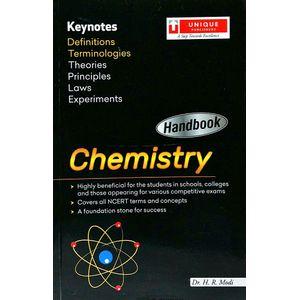 Handbook Chemistry By Dr H R Modi-(English)