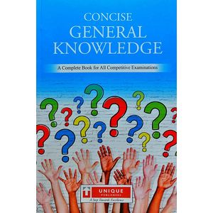 General Knowledge Concise By J K Chopra-(English)