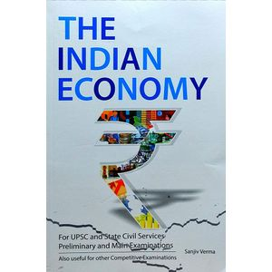 The Indian Economy By Sanjeev Verma-(English)