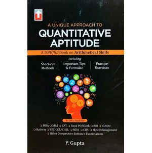 Quantitative Aptitude By P Gupta-(English)