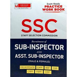 Ssc Prcatice Workbook Sub Insperctor Ans Asst. Sub Inspector By A Chopra-(English)