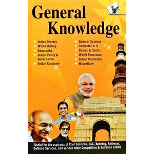 General Knowledge By Editorial Board-(English)