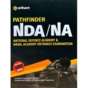 Pathfinder Nda & Na Entrance Examination Guide By Arihant Experts-(English)