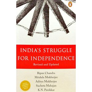 India'S Struggle For Independence By Bipan Chandra-(English)