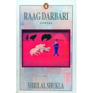 Raag Darbari By Shrilal Shukla-(English)
