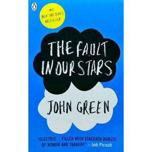The Fault In Our Stars By John Green-(English)