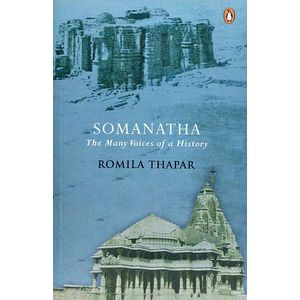Somanatha By Romila Thapar-(Hindi)