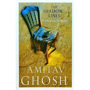 The Shadow Lines By Amitav Ghosh-(English)