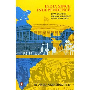 India Since Independence By Bipan Chandra-(English)
