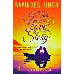 I Too Had A Love Story By Ravinder Singh-(English)