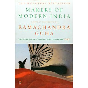Makers Of Modern India By Ramachandra Guha-(English)