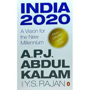 India 2020 A Vision For The New Millennium By A P J Abdul Kalam, Y S Rajan-(English)