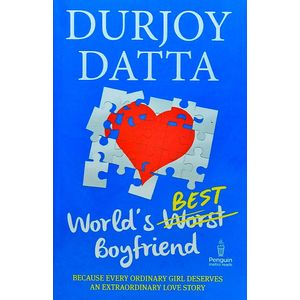 World'S Best Boyfriend By Durjoy Datta-(English)