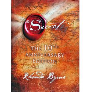 The Secret By Rhonda Byrne-(English)