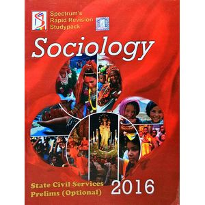 Sociology For State Civil Services Prelims By Kalpana Rajaram, Navneet Anand-(English)