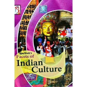 Facets Of Indian Culture By Kalpana Rajaram, R Vidya-(English)