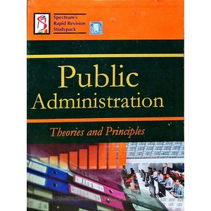 Public Administration Theories And Principles By Kalpana Rajaram, R Vidya-(English)