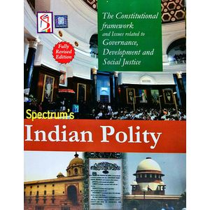 Indian Polity By Ajit Kumar, Kalpana Rajaram-(English)