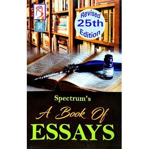 A Book Of Essays By Kalpana Rajaram-(English)