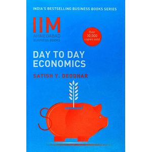 Iima Day To Day Economics By Satish Y Deodhar-(English)