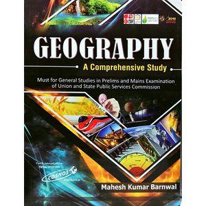 Geography By Mahesh Kumar Barnwal-(English)