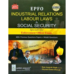 Specially For Apfc Exam Industrial Relations & Labour Laws By Ram Anugrah Singh, Mayank Kumar Dwivedi-(English)