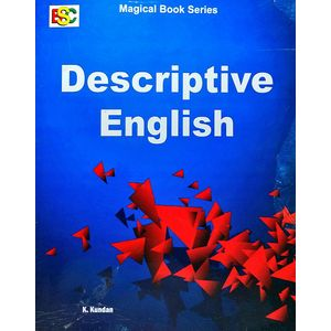 Descriptive English By K Kundan-(English)