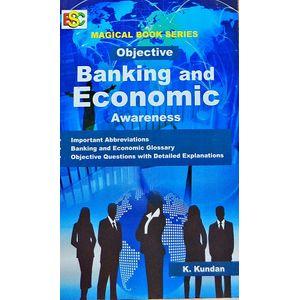 Objective Banking & Economic Awareness By K Kundan-(English)
