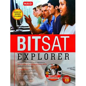 Bitsat Explorer By Anil Ahlawat-(English)