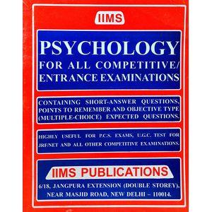 Iims Psychology By Gopal K Puri-(English)
