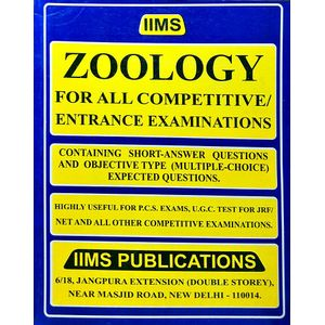 Iims Zoology By Gopal K Puri-(English)