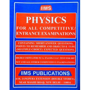 Iims Physics By Gopal K Puri-(English)