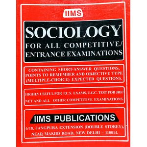 Iims Sociology By Gopal K Puri-(English)