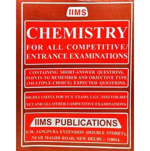 Iims Chemistry By Gopal K Puri-(English)