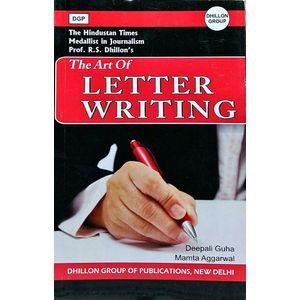 The Art Of Letter Writing By Deepali Guha,Mamta Aggarwal-(English)