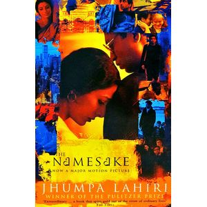 The Namesake By Jhumpa Lahiri-(English)
