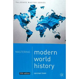 Mastering Modern World History By Norman Lowe-(English)