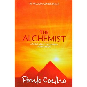 The Alchemist By Paulo Coelho-(English)