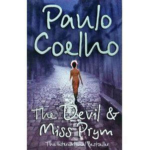 Devil And Miss Prym By Paulo Coelho-(English)