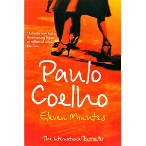 Eleven Minutes By Paulo Coelho-(English)
