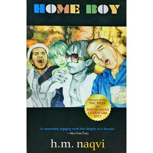 Home Boy By H M Naqvi-(English)