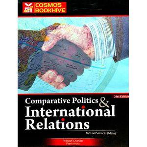 International Relation & Comparative Politics By Prakash Chandra, Prem Arora-(English)