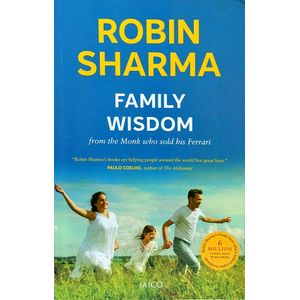 Family Wisdom From The Monk Who Sold His Ferrari By Robin Sharma-(English)