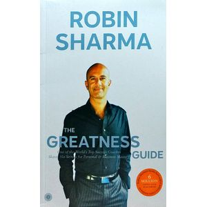 The Greatness Guide By Robin Sharma-(English)
