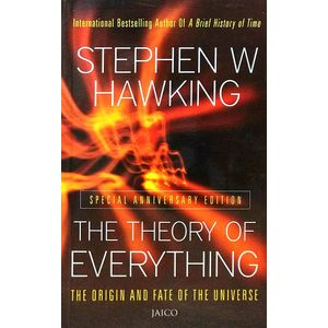 The Theory Of Everything By Stephen Hawking-(English)