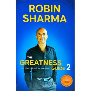 The Greatness Guide 2 By Robin Sharma-(English)
